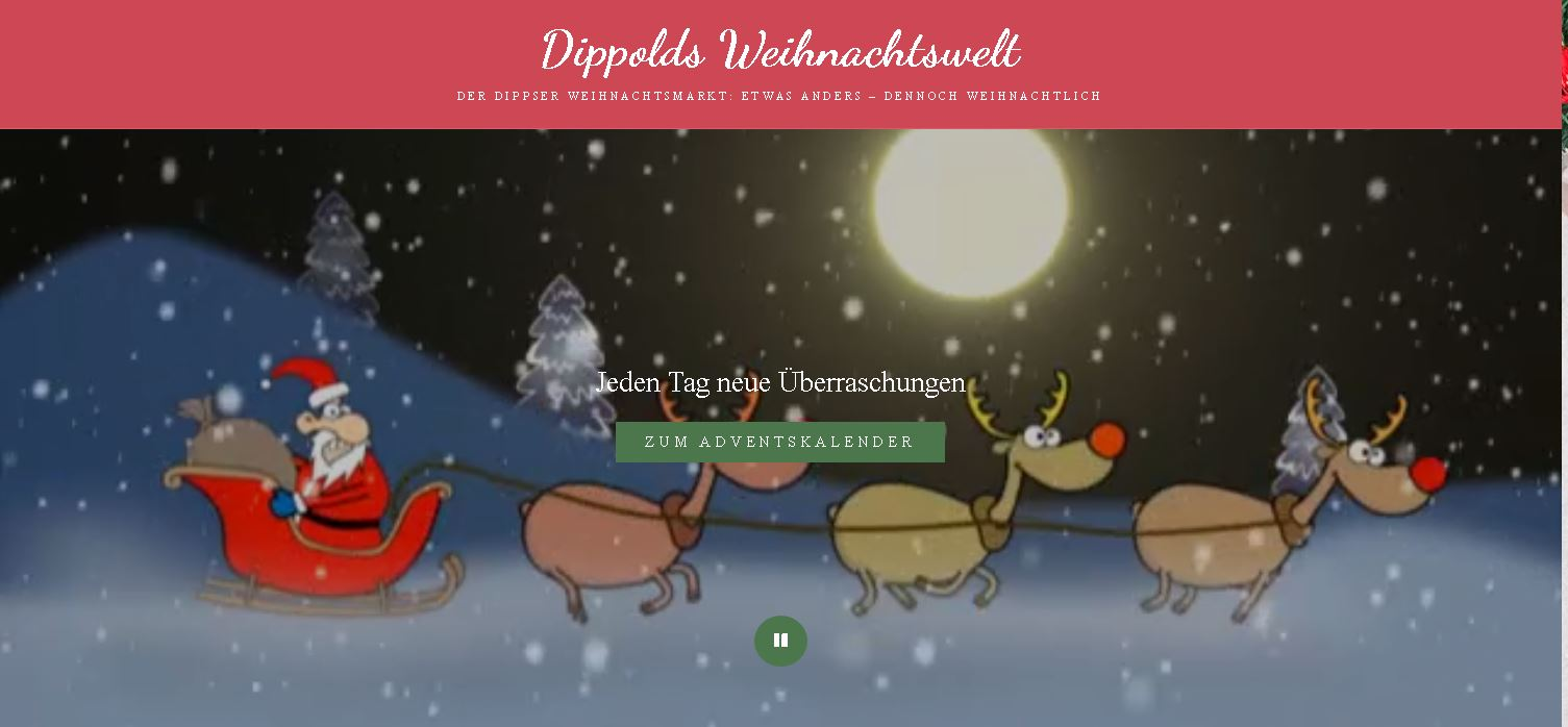 Dippolds Weihnachtswelt